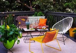 Furniture Design Ideas Retro Outdoor Furniture For Ideas Retro - Colorful patio furniture