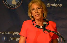education secretary betsy devos to visit bellevue 790 kgmi