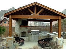 Garden Kitchen Ideas Kitchen Interesting Outdoor Kitchen Designs Ideas Outdoor Built