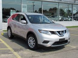 nissan rogue quarter mile 2015 nissan rogue s in brilliant silver for sale in boston ma