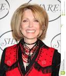 Susan Blakely arrives at the