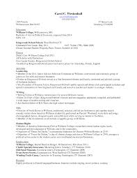 Resume For College Student Sample by Sample College Freshman Resume Resume For Your Job Application