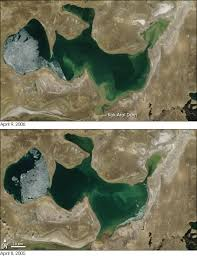 North Aral Sea
