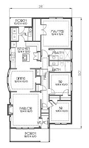 bungalow floor plans historic house plans