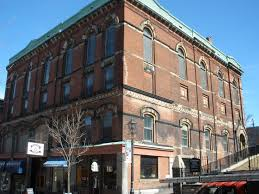 saint john masonic temple