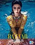 "Fan Bingbing poses for Bazaar, presents ""million dollar mermaid ... english.cntv.cn"