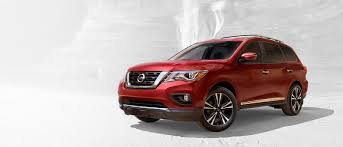 nissan pathfinder oil change interval drive with confidence the new 2017 nissan pathfinder