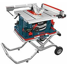 Bosch Table Saw Parts by Bosch 4000 09 Worksite 15 Amp 10 Inch Benchtop Table Saw With