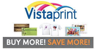 Vistaprint Coupon for Buy More, Save More