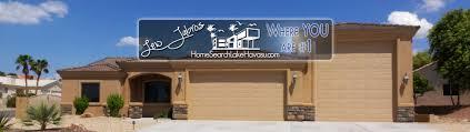rv garage homes for sale in lake havasu city