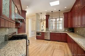 cherry cabinets in kitchen pictures of kitchens traditional medium wood kitchens cherry