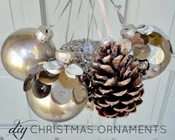 Homemade Christmas Decorations by Livelovediy Diy Christmas Ornaments Ideas