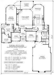 House Plans With 3 Car Garage by House Plans With Loft Besides 2 Story 4 Bedroom House Plans With