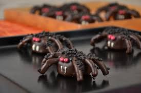 easy to make halloween sweet treats with culinary capers