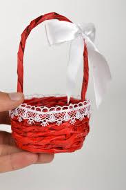 madeheart u003e handmade designer paper basket stylish home decor