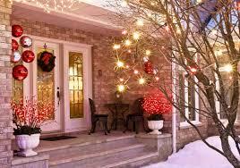 dekoracje świateczne na zewnątrz
