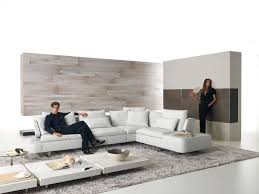 Black Leather Couch Living Room Ideas Furniture Seluxe Black Leather Sofa Set For Living Room Plus