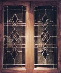 bevelled glass door leaded glass cabinet door inserts images glass door interior