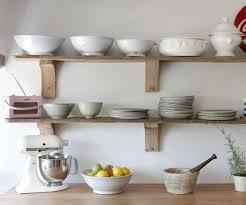 Kitchen Shelf Decorating Ideas Graceful Kitchen Apartment Small Hanging Storage Place Design