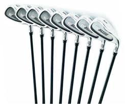 Warrior Custom Golf - Irons