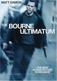 Ultimátum Bourne [DVD]