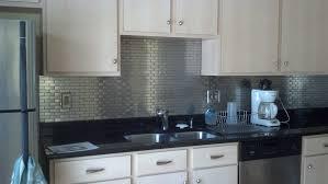 Aluminum Kitchen Backsplash Kitchen Killer Small Kitchen Decoration Using White Led Lamp