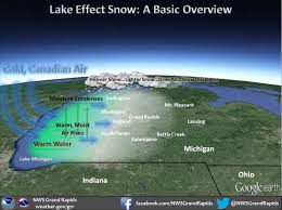 World Cloud Cover Map by Great Lakes Socked Underneath Cloud Cover Lake Effect Snow Bands