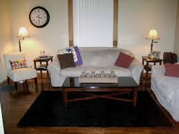 Living Room  Living Room Art Decor White Side Table Wooden Living - Living room side table decorations