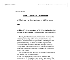 Explain Bentham s version of Utilitarianism    A Level Politics     HubPages