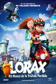Lorax, En Busca De La Trufula Perdida
