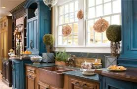 Chalk Paint For Kitchen Cabinets Decor U0026 Tips Copper Farmhouse Sink And Painting Kitchen Cabinets