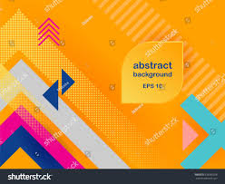 Texture Design Vector Abstract Background Texture Design Bright Stock Vector