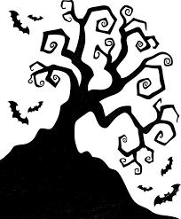 best 25 halloween silhouettes ideas on pinterest halloween