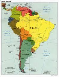 Quando partire per America del Sud!