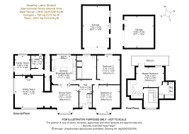 Downing Street Floor Plan 4 Bedroom Detached Bungalow For Sale In Bristol