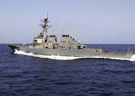 Un avion de chasse russe provoque un destroyer de la Marine américaine