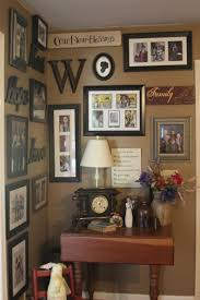 Home Decor Walls Corner Wall Decorating Wall Under Stairs I Like The Group Pics