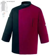 tablier de cuisine personnalisable veste de cuisine et marron veste de cuisinier respitante