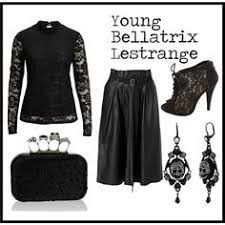 Bellatrix Lestrange Halloween Costume Bellatrix Lestrange Costume