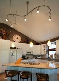 Track Lighting For Kitchens by How To Light A Vaulted Ceiling Vaulted Ceilings Ceilings And