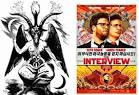 Illuminati symbolism on THE INTERVIEW film poster - IlluminatiWatcher