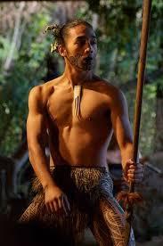 Young Maori man dancing jpg FamilySearch