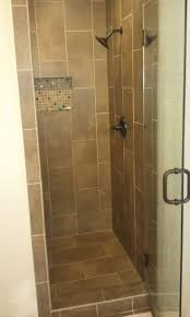 Pictures Of Small Bathrooms With Tile Enchanting Small Bathroom Shower Tile Ideas With The Proper Shower