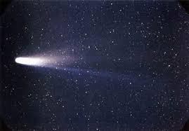 Halley's Comet Source: NASA