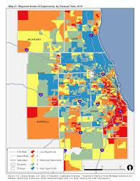 Chicago Suburbs Map Fair Housing Cmap