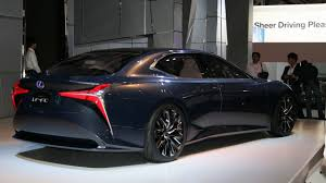 lexus ls model years 2018 lexus ls most likely to release next year drivers magazine