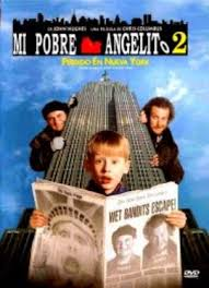 Mi pobre Angelito 2: perdido en New york (1992)