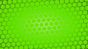 Neon Green Wallpaper by Wallpaper Lime Green Black White Gradient Glow Hexagon 6ee001