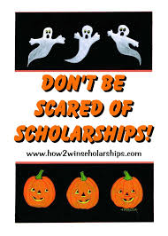 images about College Scholarships on Pinterest Don     t Be Scared of College Scholarships  I know  scholarship searching  applying  and essay writing may seem daunting and downright SCARY