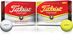 The new Titleist DT SoLo golf